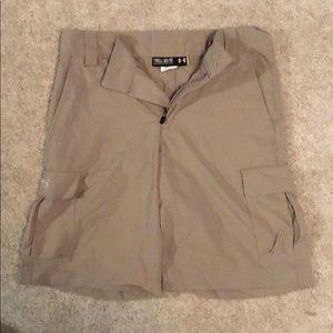 Under Armour cargo shorts